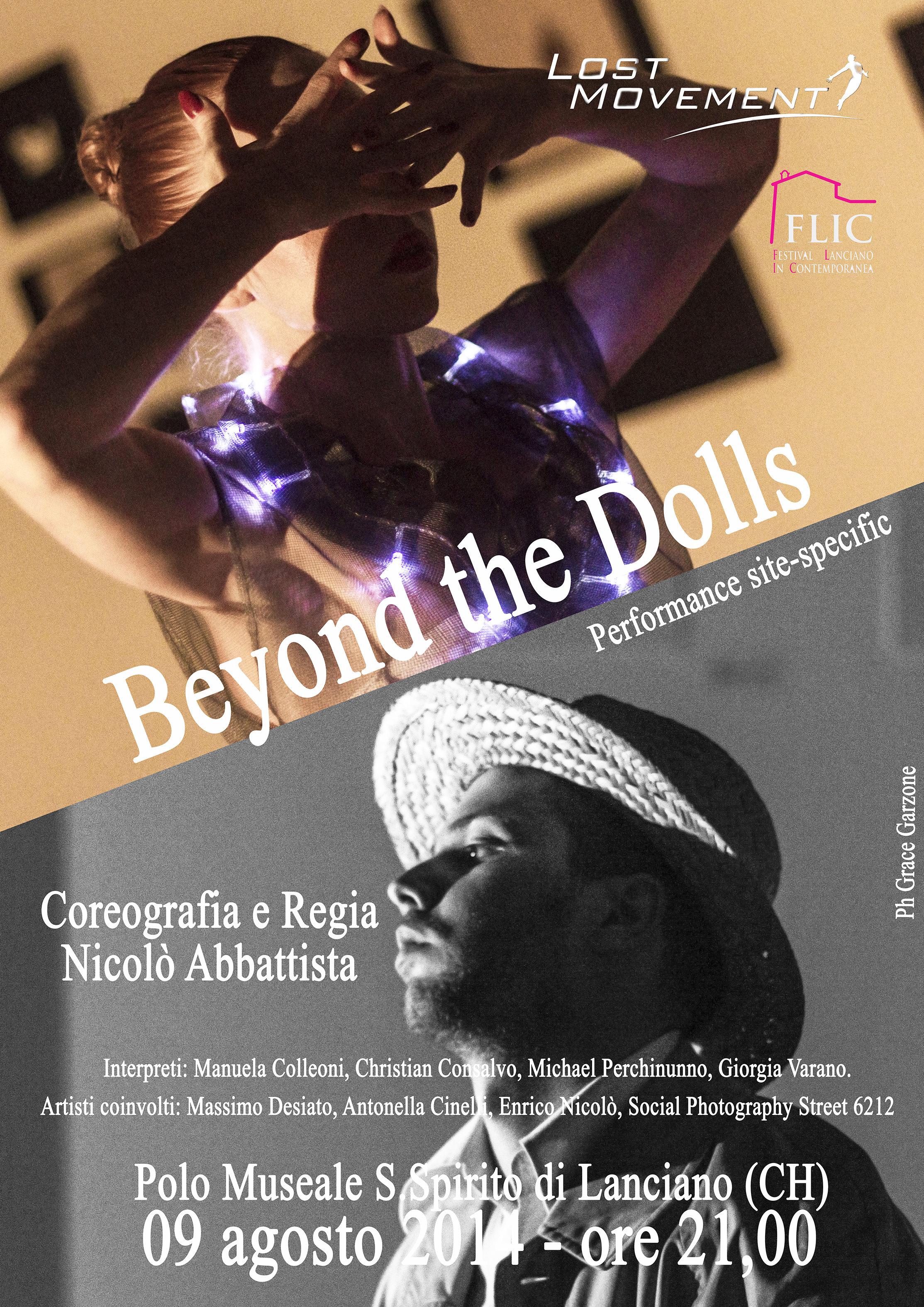 Locandina Beyond the Dolls